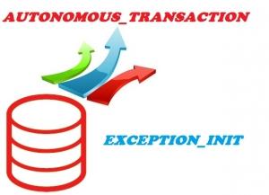 Los PRAGMAS AUTONOMOUS_TRANSACTION y EXCEPTION_INIT
