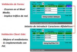 Proceso de Validación en Oracle Forms